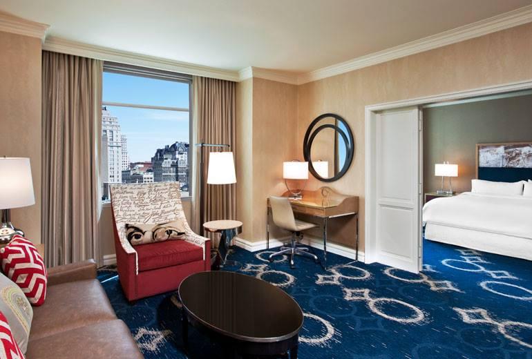 Philadelphia Hotels Best In Boutique 5 Star