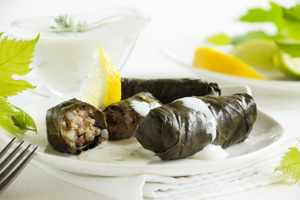 Mediterranean food - Dolma