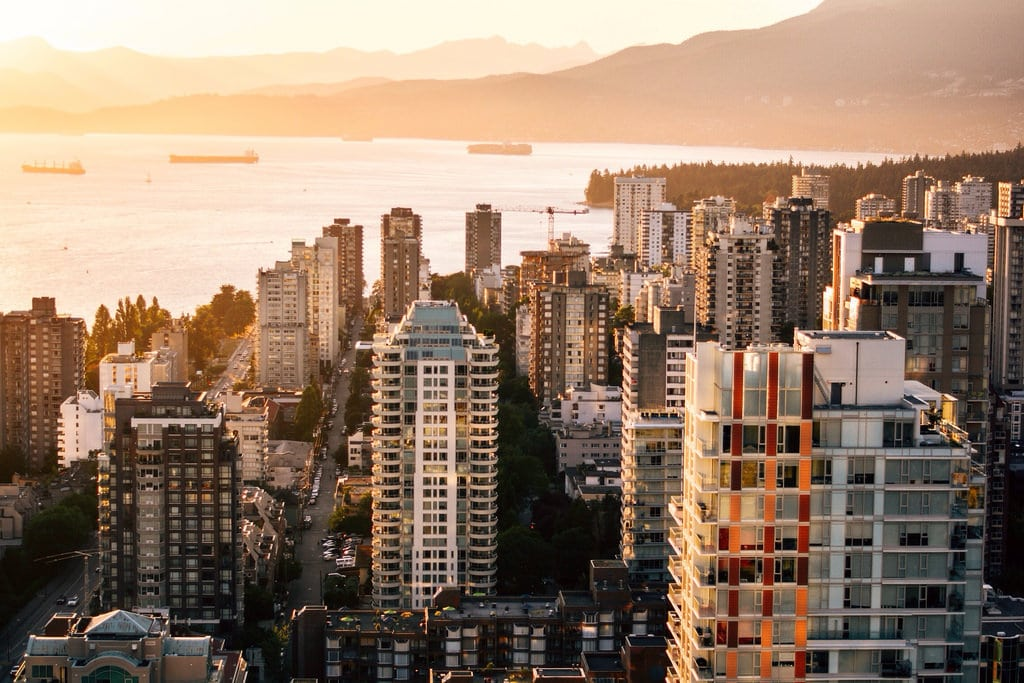 where to stay in Vancouver - West End
