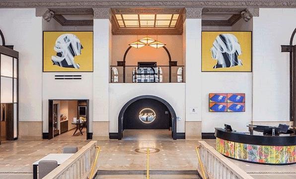 Best Hotels in Philadelphia - Aloft Philadelphia Downtown