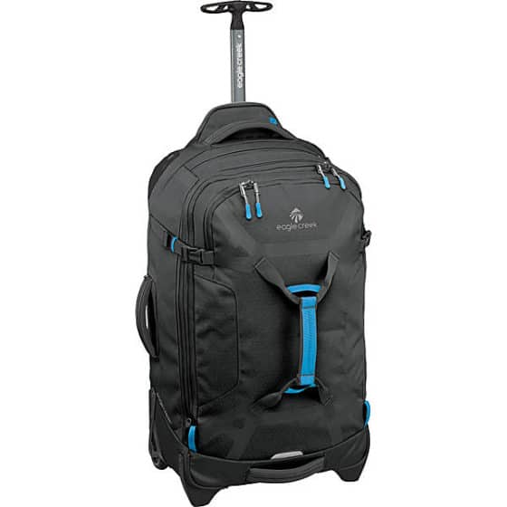 Eagle Creek Load Warrior 22-Inch Carry On - Material