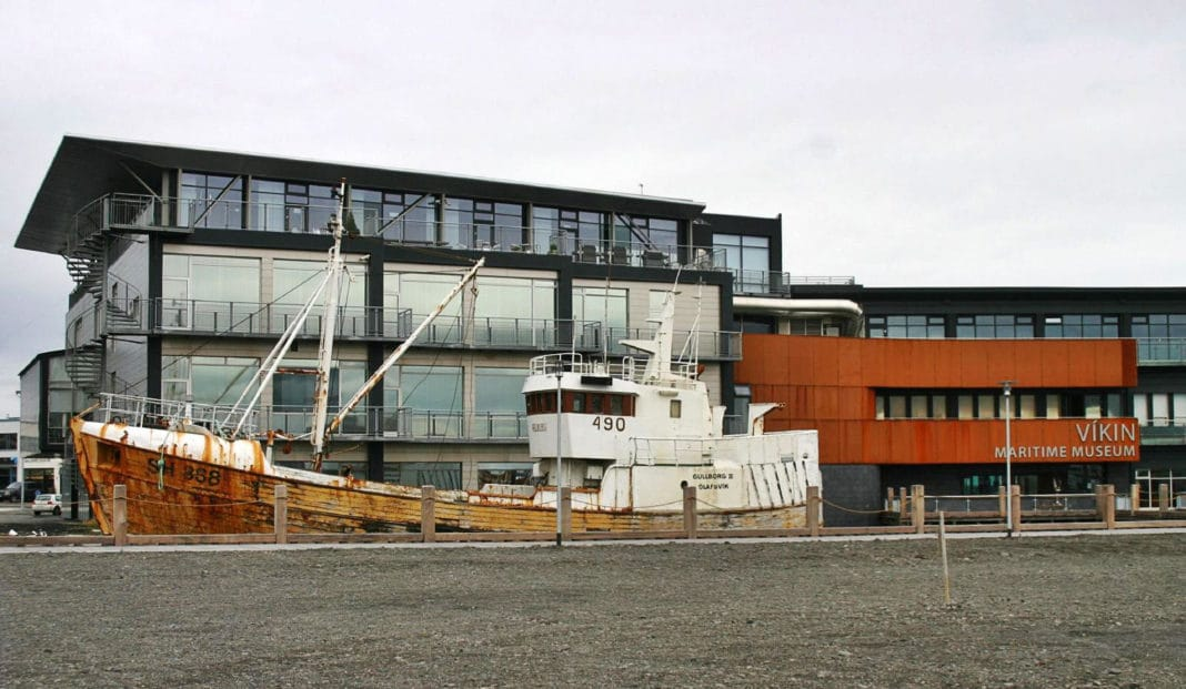 things to do in Reykjavik - Maritime Museum