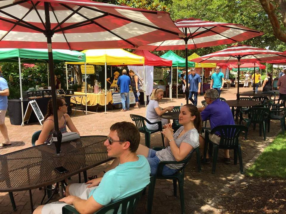 best things to do in charleston sc - Farmers Market