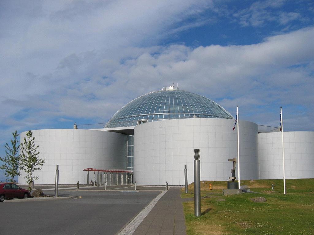 things to do in Reykjavik -  Perlan