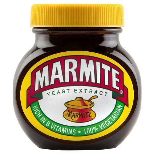 New Zealand food - Marmite