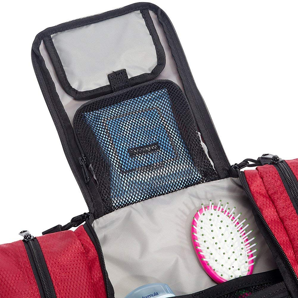 eBags Pack-it-Flat Toiletry Kit - Materials used