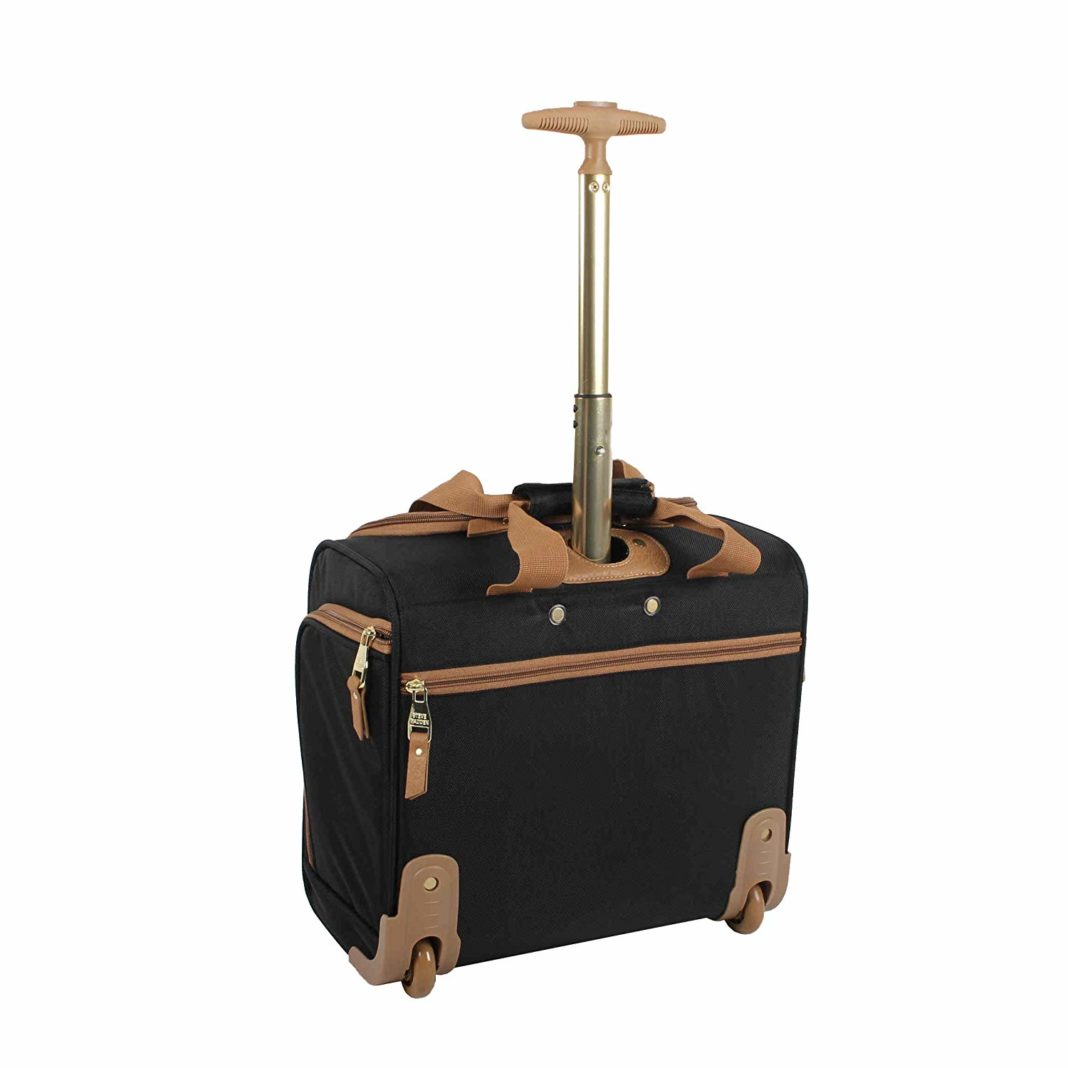 steve madden luggage, steve madden luggage set, steve madden suitcase, steve madden luggage reviews, steve madden carry on luggage, wheeled underseat bag, under seat luggage, small carry on luggage