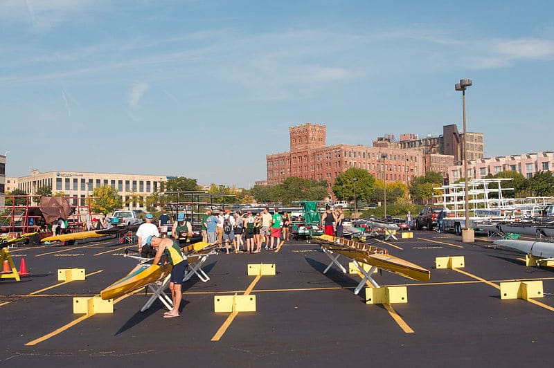 free things to do in milwaukee - River Challenge