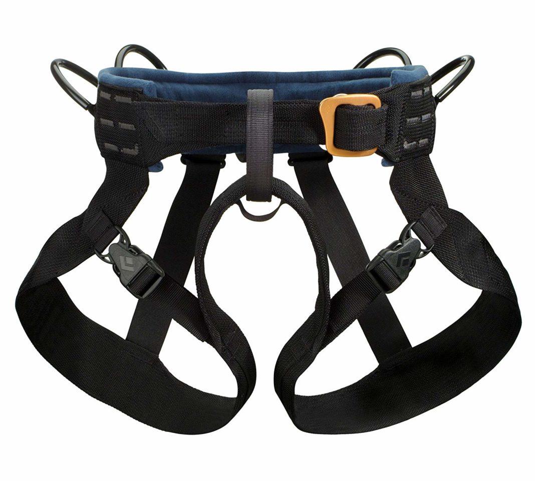 Black Diamond BOD Harness - Design