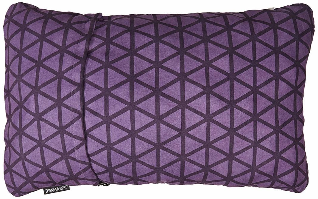 Therm-a-Rest Compressible Travel Pillow - Comfort