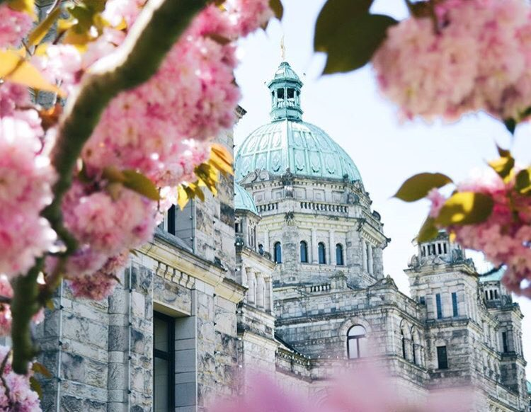 day trips from Seattle - Victoria, British Columbia