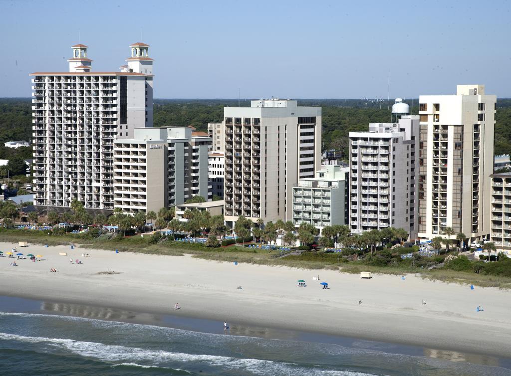 best hotels in Myrtle Beach - Breakers Resort