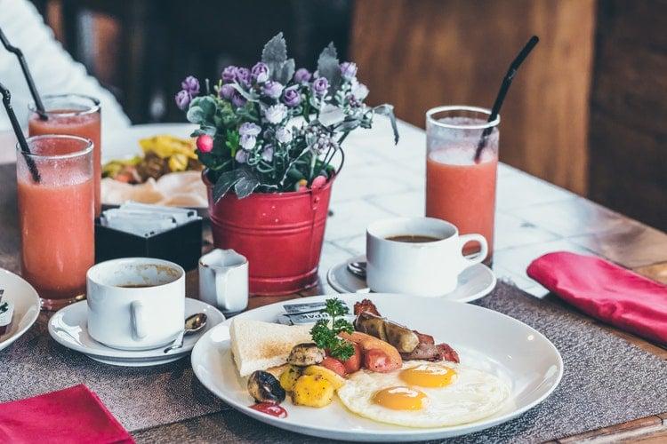 best restaurants in Reykjavik - Breakfast