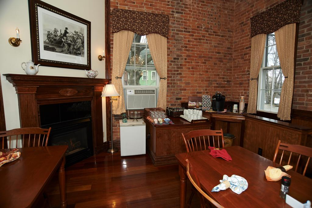best hotels in Providence - Christopher Dodge House
