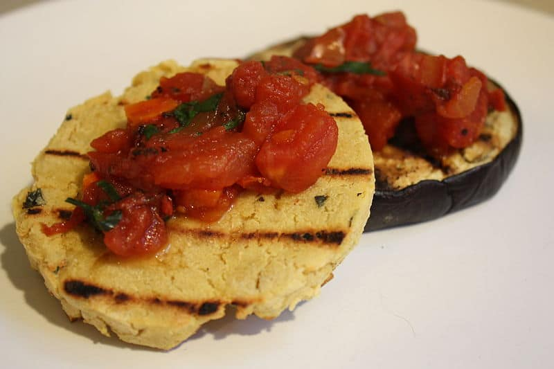 Italian street food - Panelle