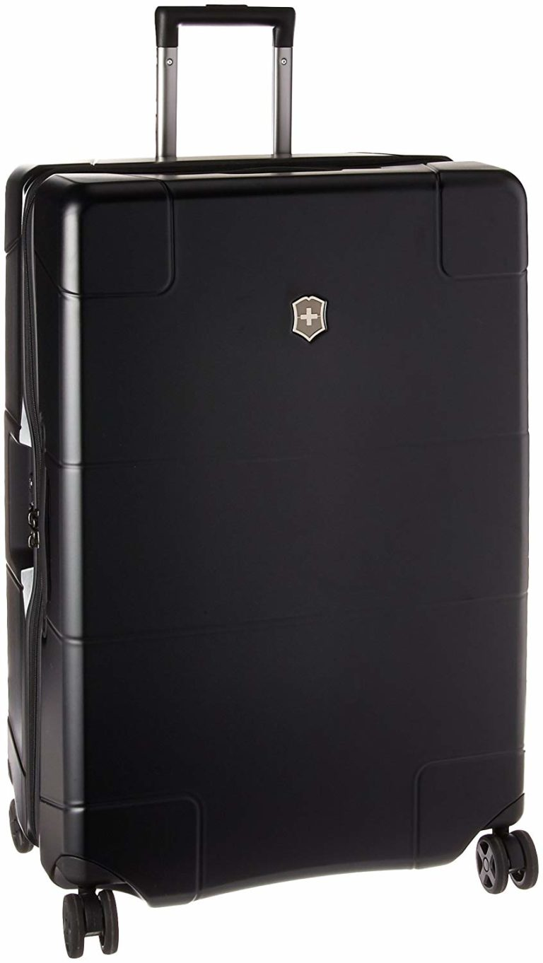 8b76af595add Victorinox Lexicon Hardside Large Travel Case Review - trekbible