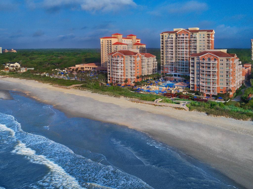 best hotels in Myrtle Beach - Marriott's OceanWatch