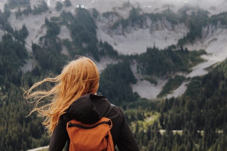 day trips from Seattle - Mount Rainier National Park