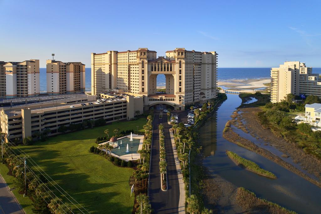 best hotels in Myrtle Beach - North Beach Plantation