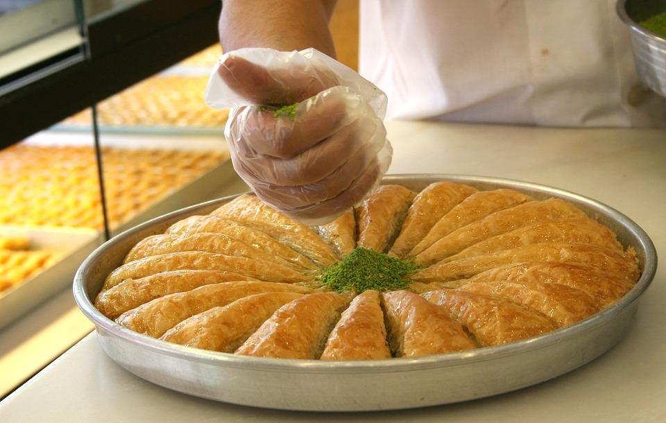 Mediterranean food - Baklava