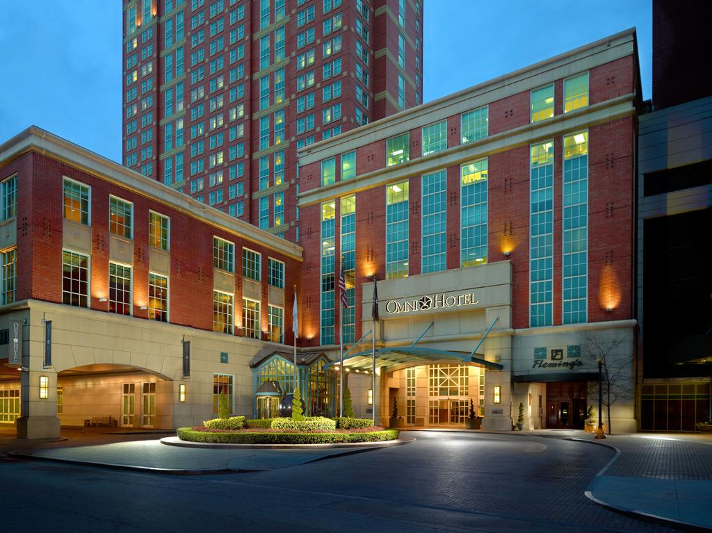 best hotels in Providence - Omni