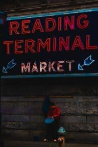 weekend getaways to philadelphia - Reading Terminal Market