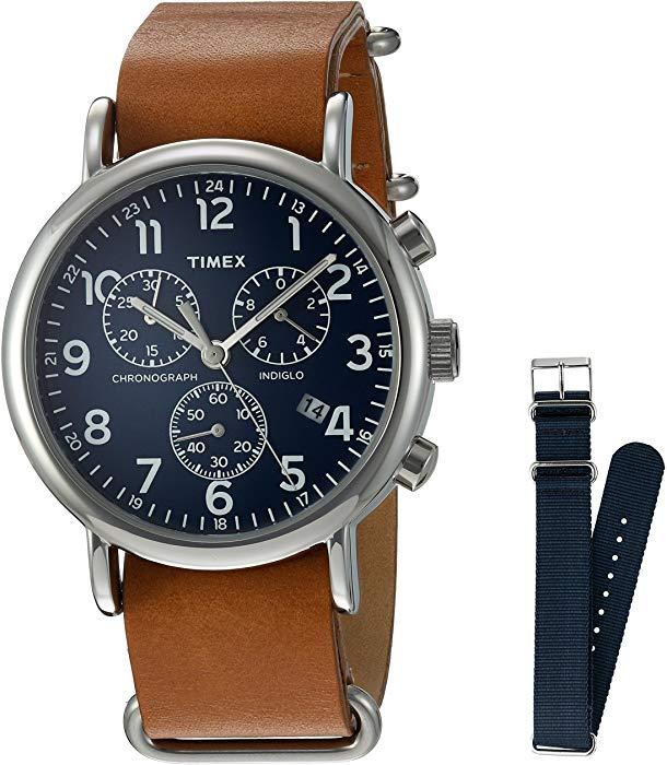 timex weekender chronograph - Versatility