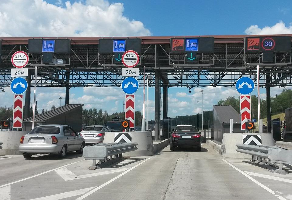 road trip hacks - Prepared for Tolls