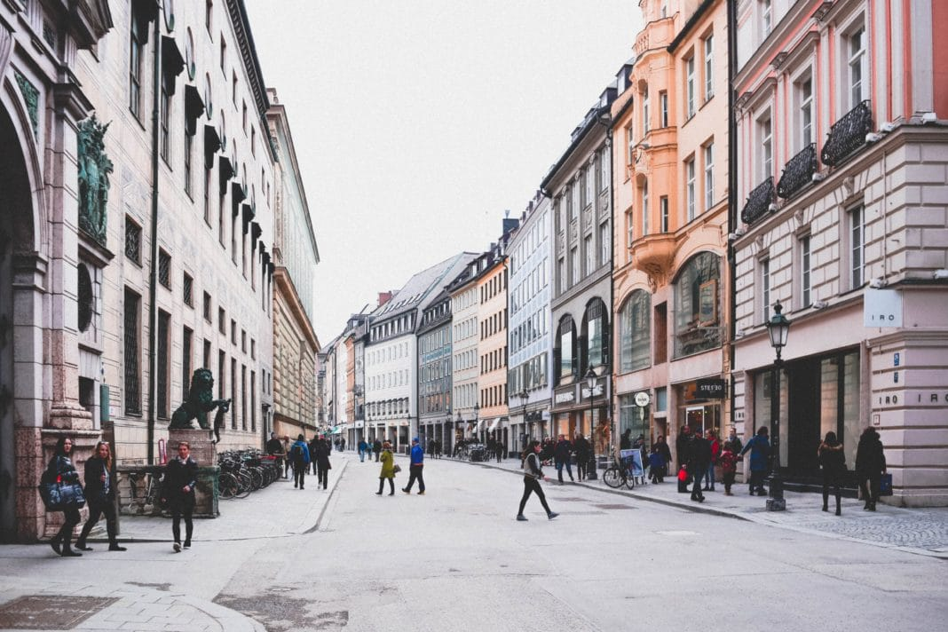 best places to live in Europe - Munich, Germany