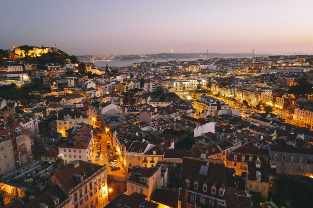 best places to live in Europe - Lisbon, Portugal