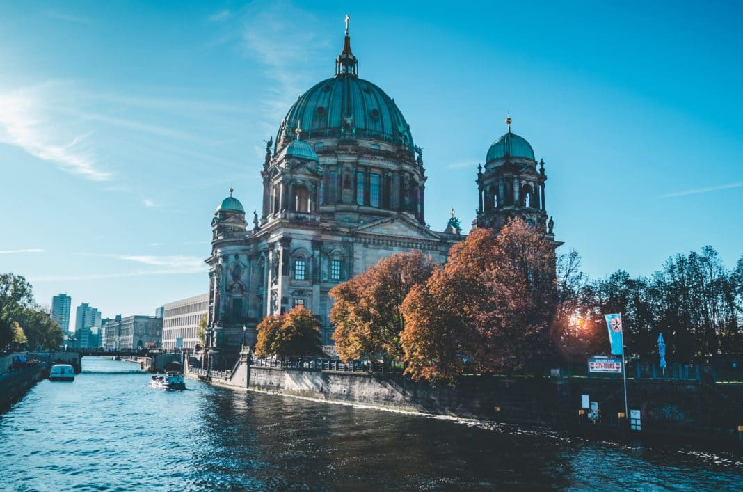 travel in 2019 - Berlin, Germany