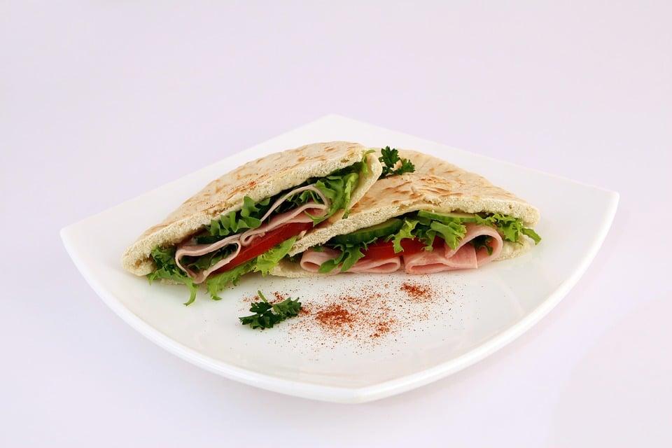 Italian street food - Piadina