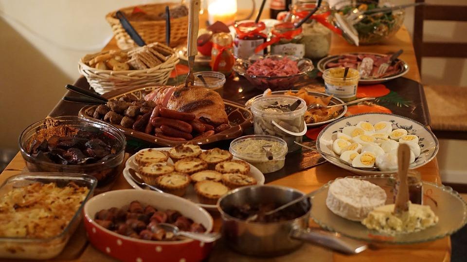 Swedish Christmas traditions - Julbord