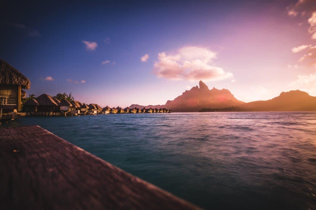 best tropical vacations - Bora Bora, Tahiti