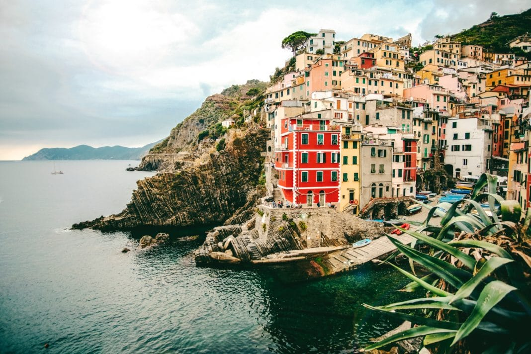 Italy Itinerary - Cinque Terre