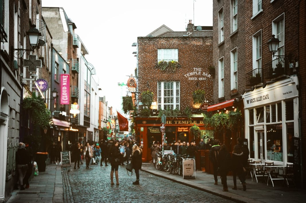 best places to live in Europe - Dublin, Ireland