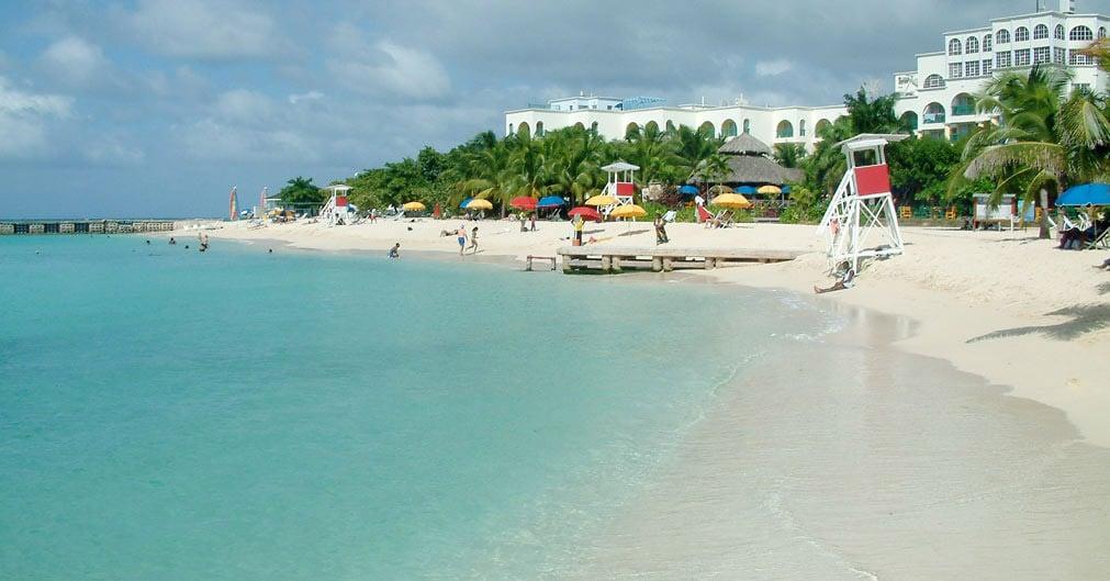 best tropical vacations - Montigo Bay, Jamaica
