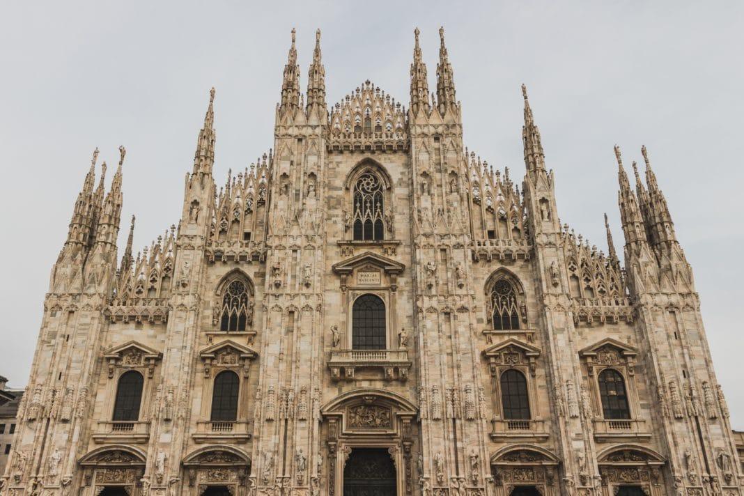Italy Itinerary - Milan