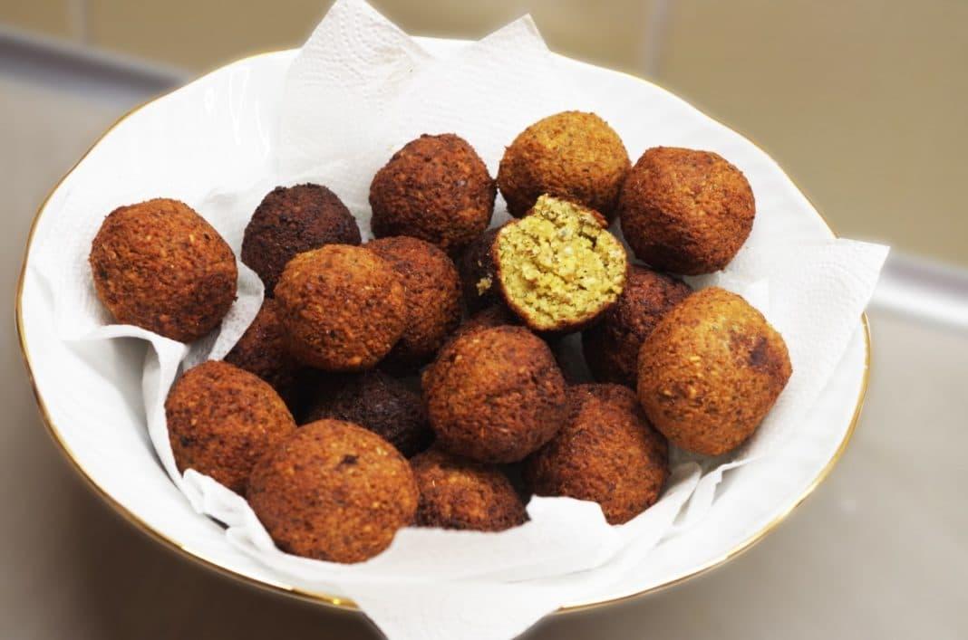 Mediterranean food - Falafel
