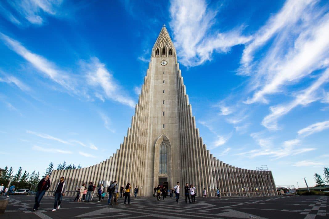 things to do in Reykjavik - Hallgrimskirkja Church