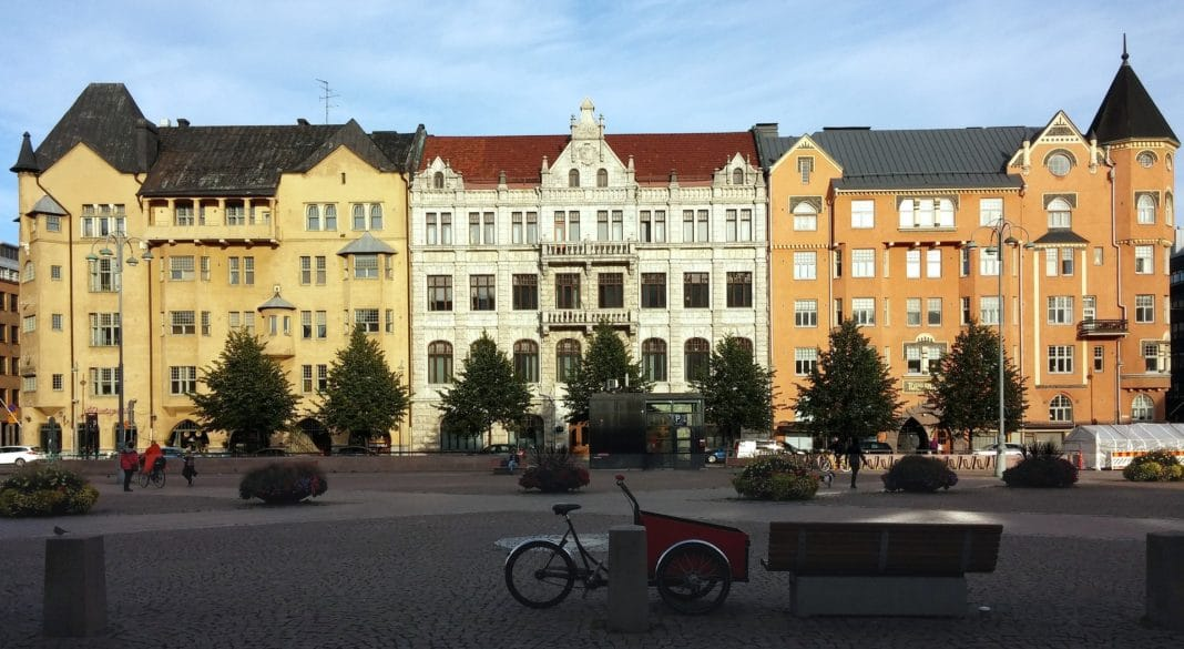 best places to live in Europe - Helsinki, Finland