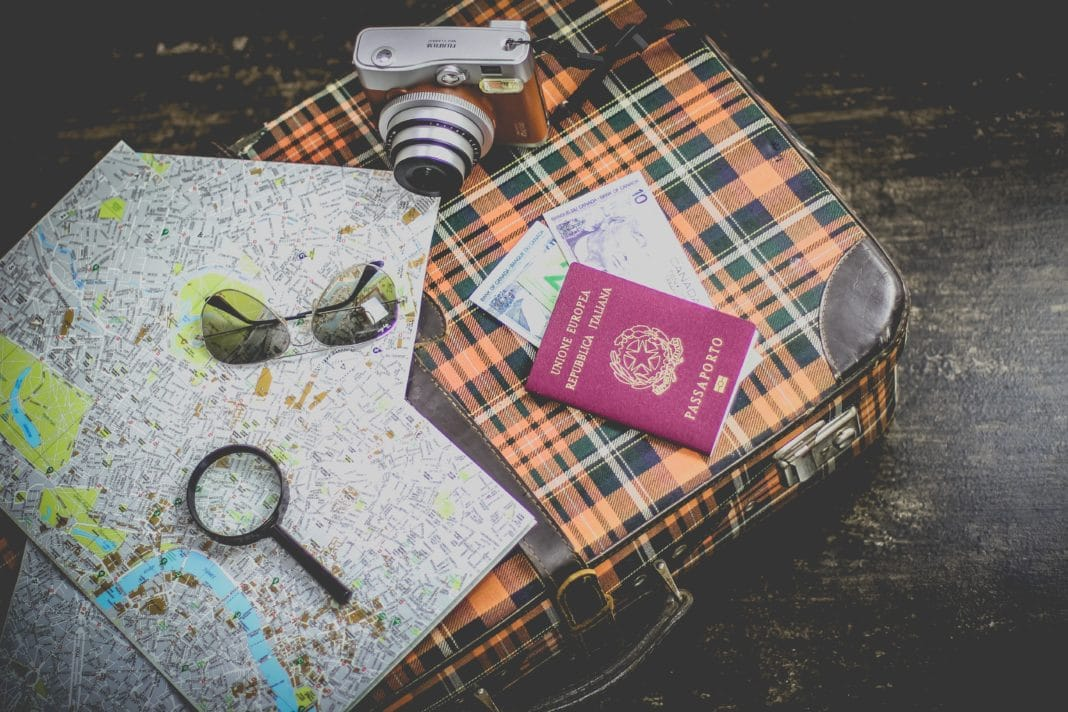 solo travel safety - Extra Documents And Cash