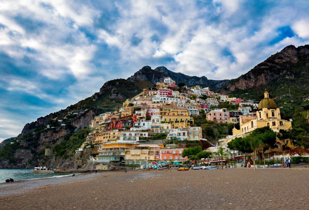 Italy Itinerary - Amalfi Coast