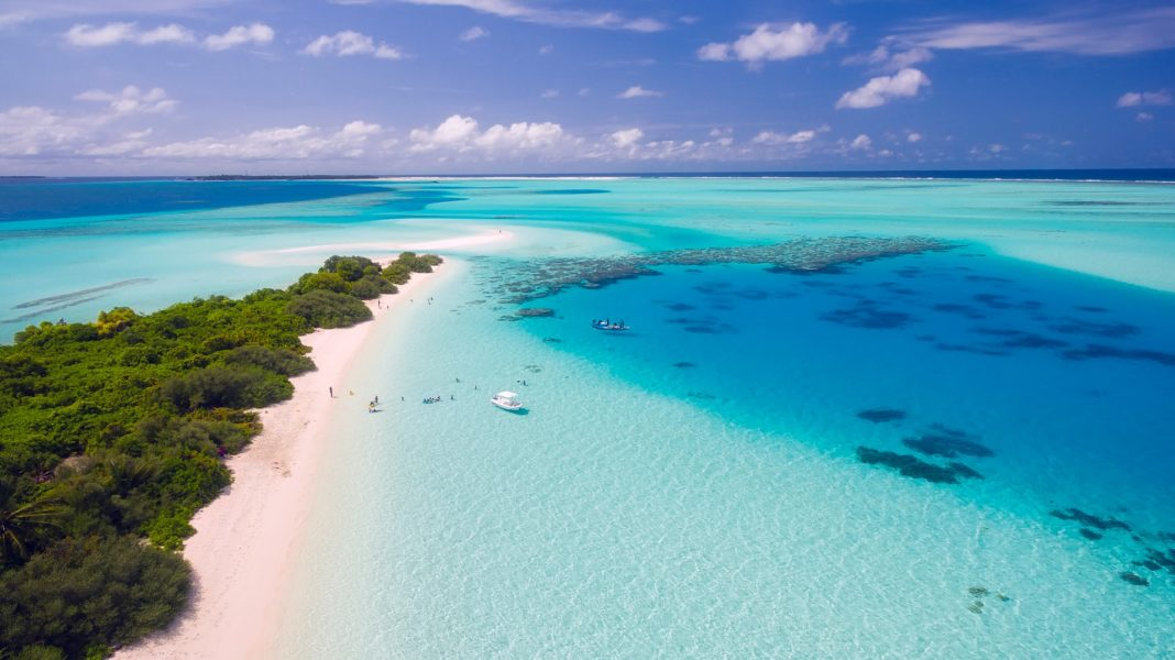 best tropical vacations - Maldives
