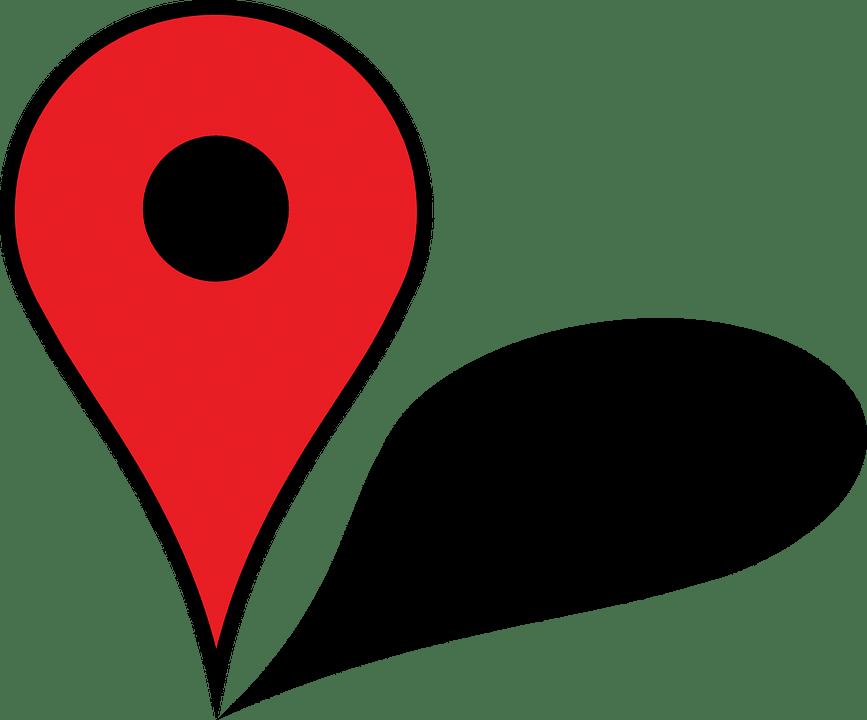 road trip hacks - Drop a Pin