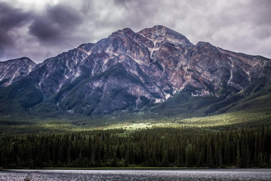 camping in banff - Front Country