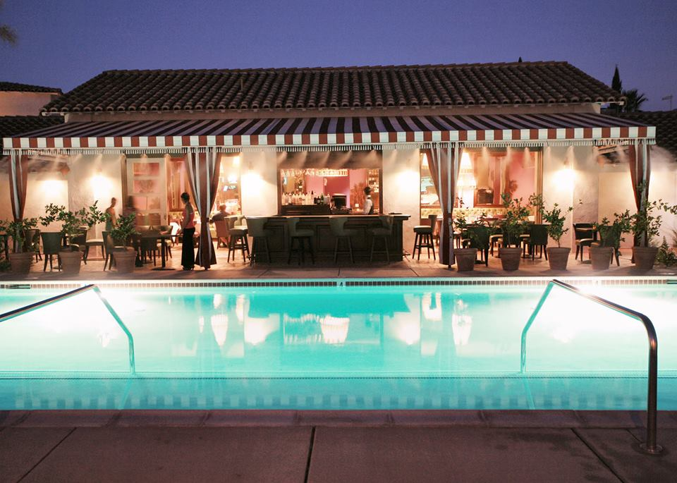 best hotels in palm springs - Colony Palms Hotel