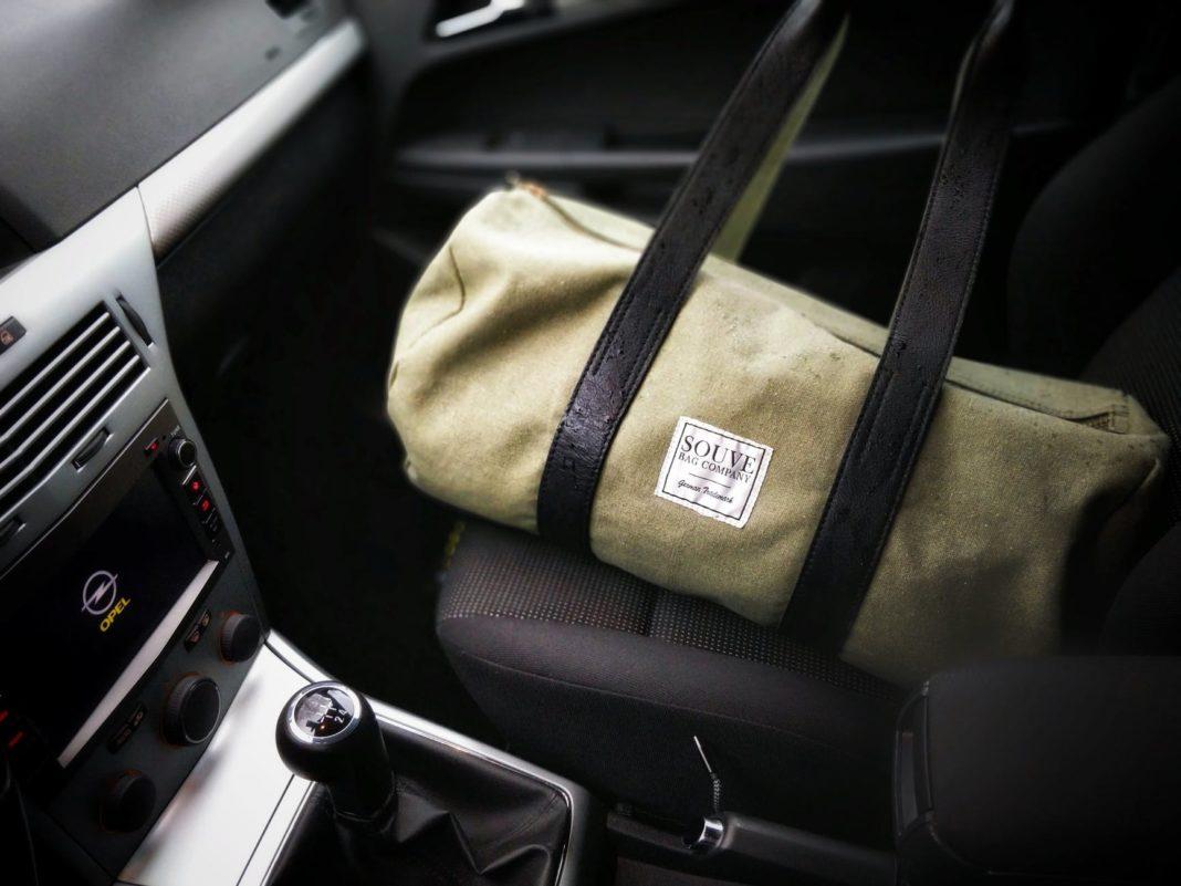 road trip hacks - Pack a Separate Overnight Bag