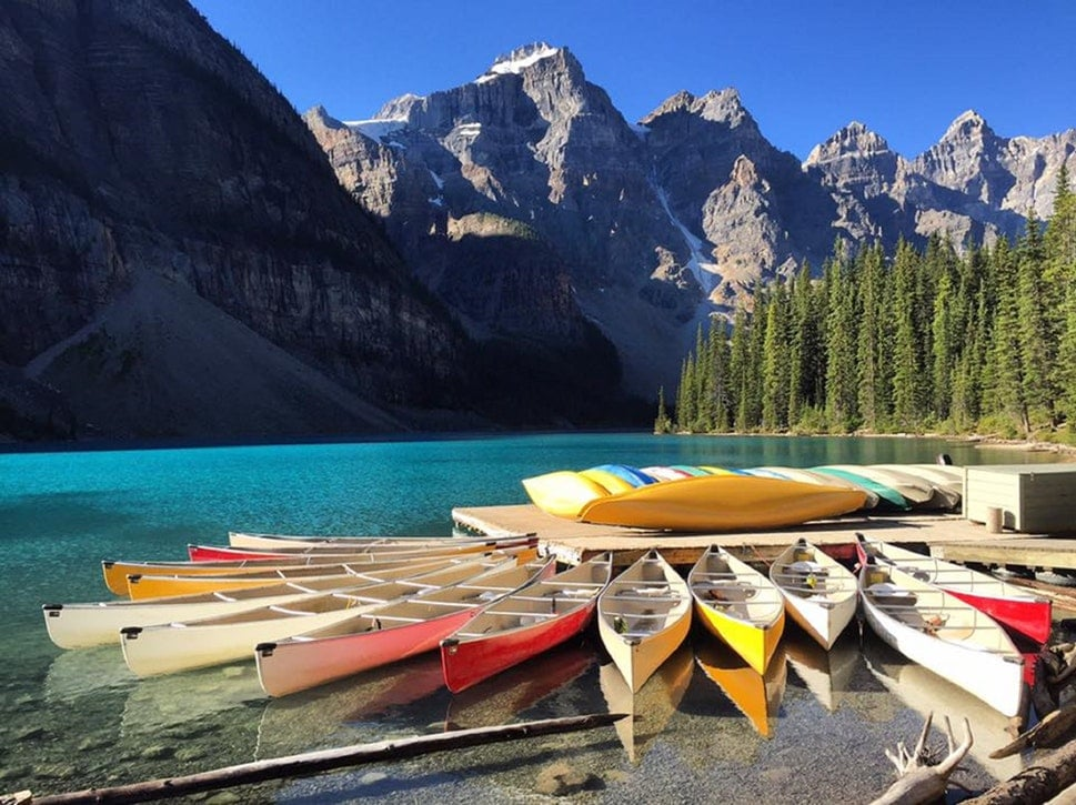 camping in banff - Things To Do