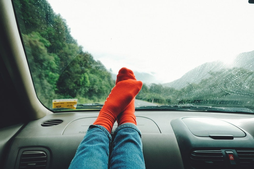 travel necessities - Comfort